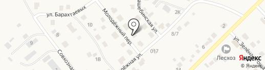 КрасЕвроСтрой на карте Чапаево