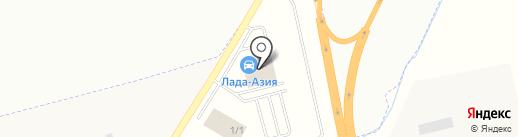 Автомир на карте Тепличного