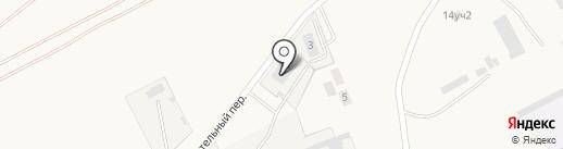 Любимый дом на карте Усть-Абакана