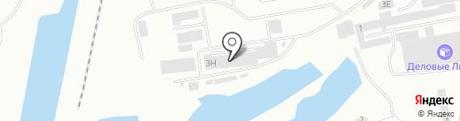 Фортуна на карте Абакана