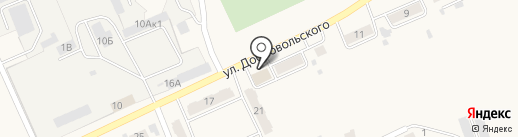 Магазин хозяйственных товаров на карте Усть-Абакана