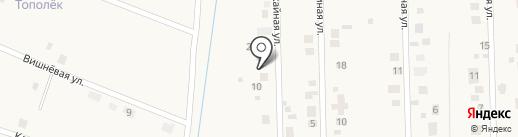 Служба открывания дверей и машин на карте Калинино