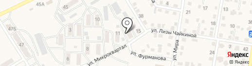 Тепловодоканал-сервис на карте Усть-Абакана
