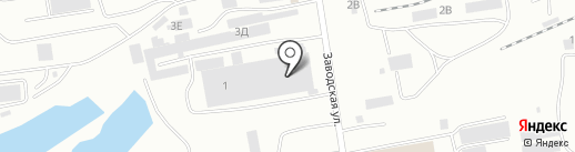 CARVIZOR на карте Абакана