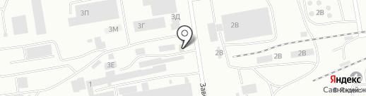Mix на карте Абакана