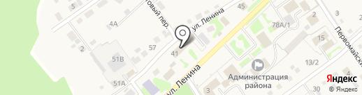 Ростелеком, ПАО на карте Белого Яра