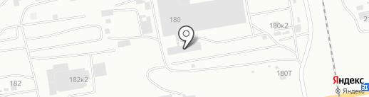 Цех по пошиву спецодежды на карте Абакана
