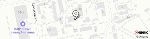 СпецТехСтандарт на карте Абакана