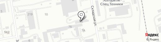 Строй Дом на карте Абакана