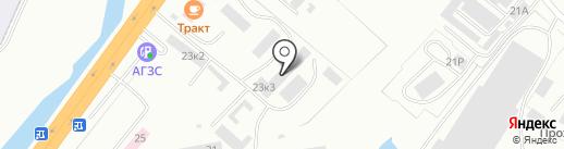 Rem.Zona на карте Абакана