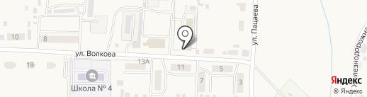 Лицензионно-разрешительная инспекция на карте Усть-Абакана
