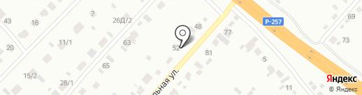 СаВа-Авто на карте Абакана