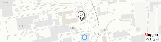 Автомастерская на карте Абакана