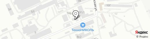 Мастерская кузовного ремонта на карте Абакана