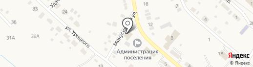 Капитал на карте Усть-Абакана