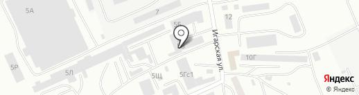 Экспресс-обед на карте Абакана