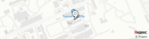 Экспресс-Авто на карте Абакана