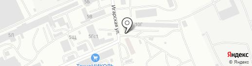 Стройэлектросвязь на карте Абакана