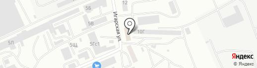 Самоделкин.ru на карте Абакана