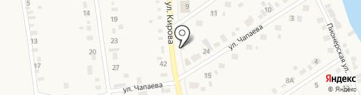 Полюс+ на карте Усть-Абакана