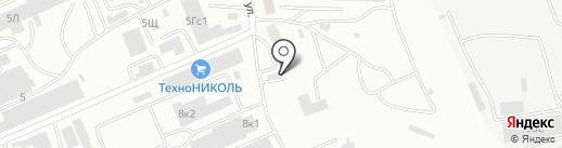 Центр стеновых блоков на карте Абакана