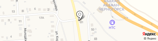 Автомойка на Студенческой на карте Калинино