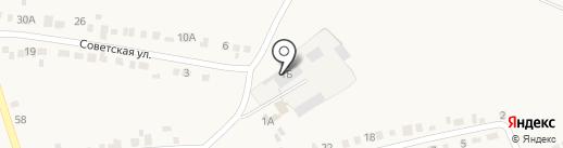 XXX на карте Усть-Абакана