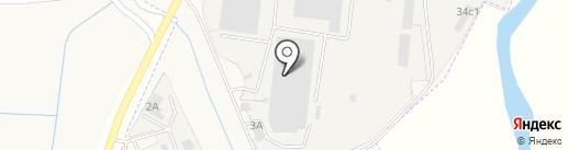 Пункт технического осмотра на карте Усть-Абакана