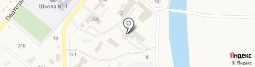 Terminal Box на карте Усть-Абакана