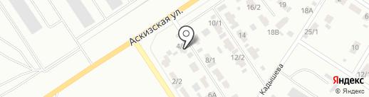 Компания по аренде автовышек на карте Абакана