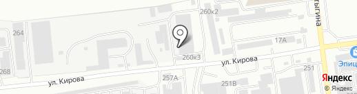Mebel.cat на карте Абакана