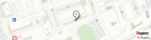 Участковый пункт полиции №6 на карте Абакана