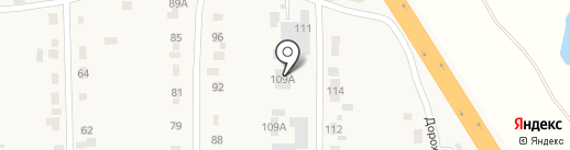 Зубарев А.М. на карте Калинино