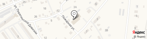 10 отряд ФПС по Республике Хакасия на карте Усть-Абакана
