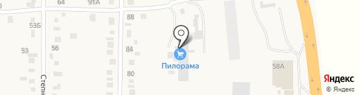 АвтоСтройПоставка на карте Калинино
