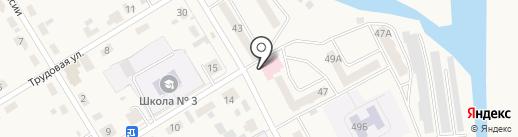 Платежный терминал, Хакасский муниципальный банк на карте Усть-Абакана