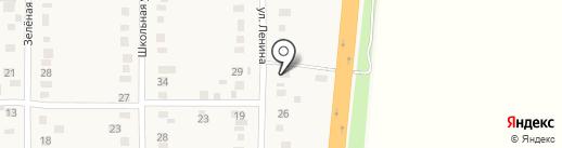 Баня на ул. Ленина на карте Калинино