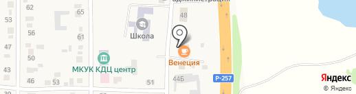Уют на карте Калинино