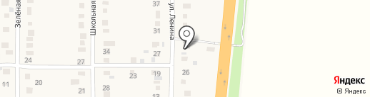 Краснодеревщик на карте Калинино