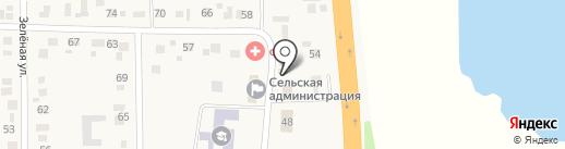Почтовое отделение на карте Калинино