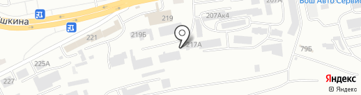 ZооАссорти на карте Абакана
