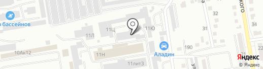 Nikoletta на карте Абакана
