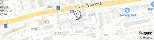 Свой Дом на карте Абакана