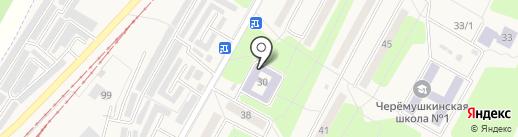 Ольга на карте Черёмушек