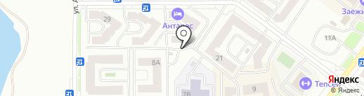 O`Hair на карте Абакана