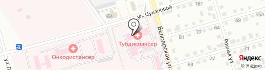 Главное бюро медико-социальной экспертизы по Республике Хакасия на карте Абакана