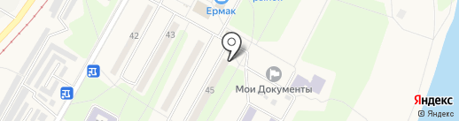 Студия красоты Оксаны Тарасовой на карте Черёмушек