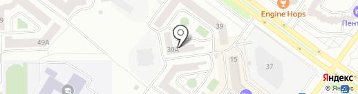 Nadin на карте Абакана