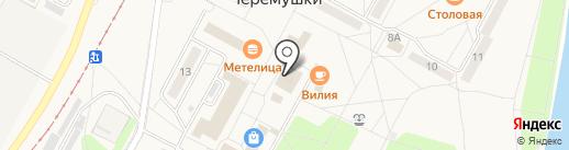 Хороший на карте Черёмушек