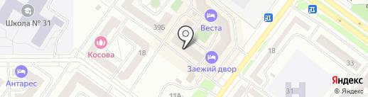 KayRos на карте Абакана